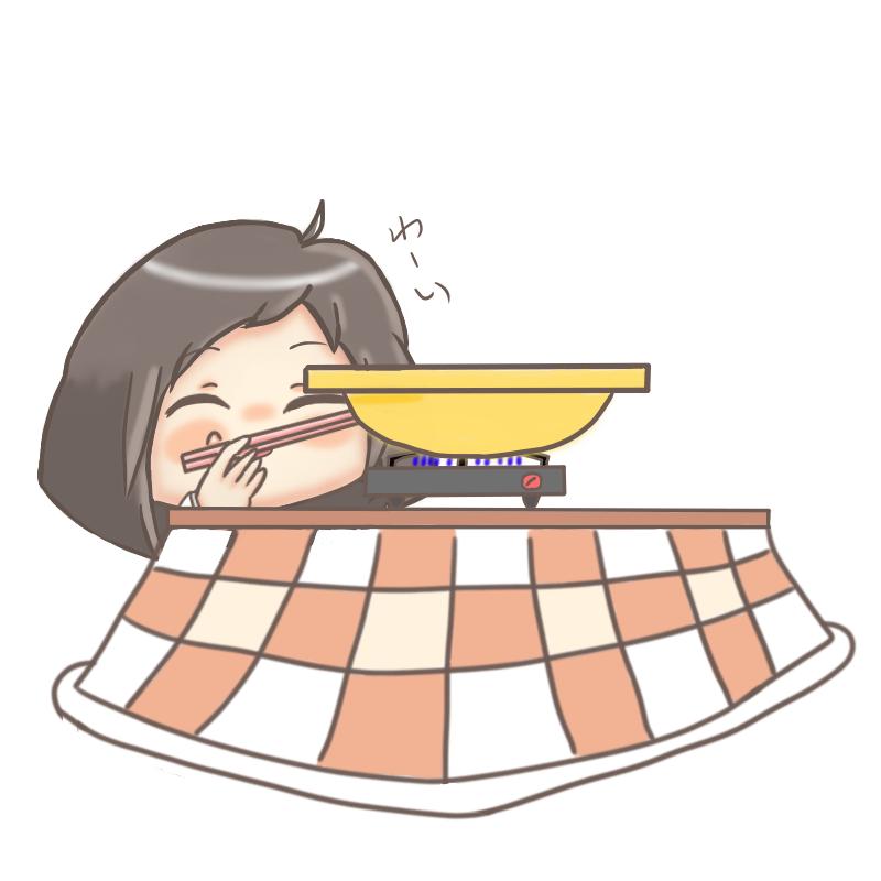 蟹鍋、寄せ鍋、牡蠣鍋…鍋をテーマにしたイラスト集