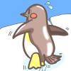 恋愛運アップ!風水から見たペンギンの持つ意味と試作版フリーイラスト