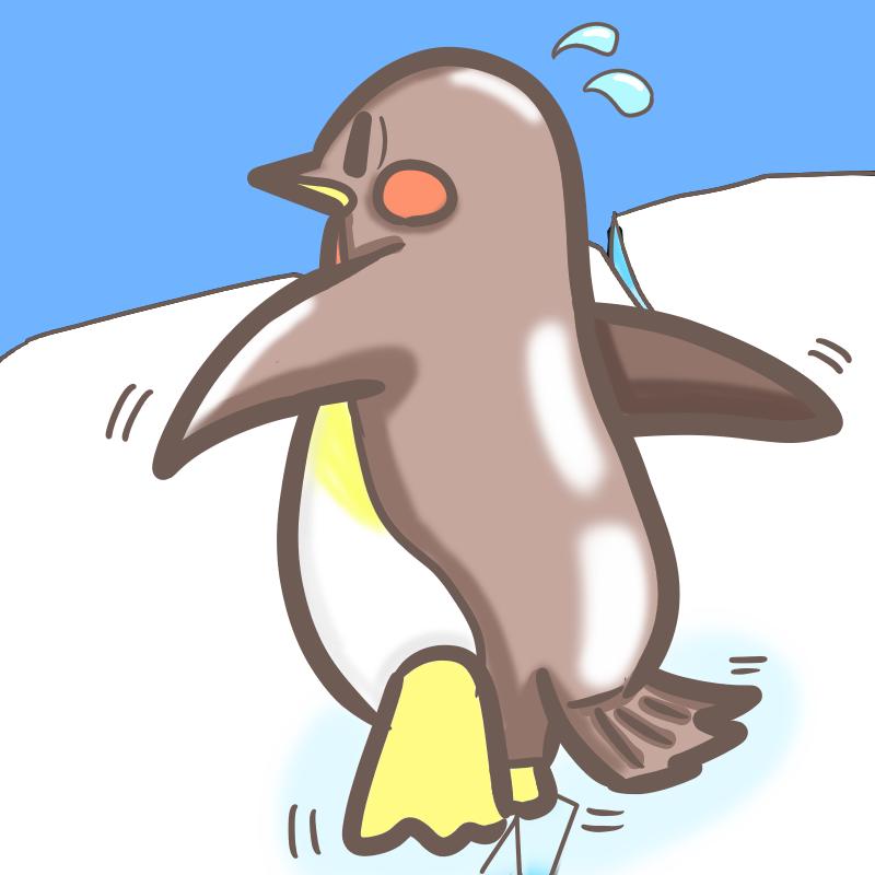 ペンギン 試作品