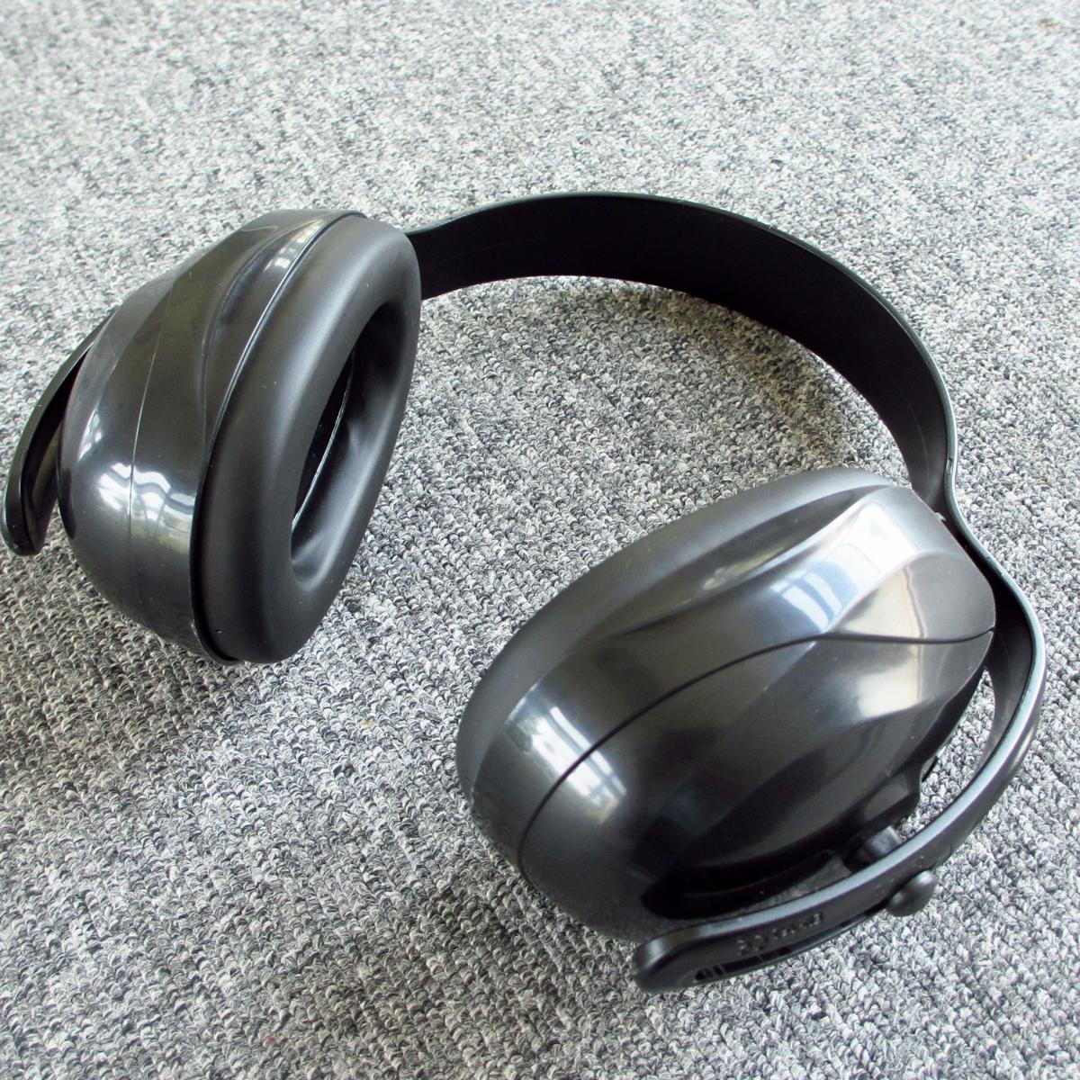 MOLDEX モルデックス イヤーマフ 6201 Z2 Earmuff NRR25-00
