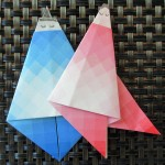 2015年版!折り紙&ペーパークラフトで七夕飾りの作り方