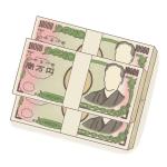 1万円の重さは何グラム?1万円札の重さと厚さ