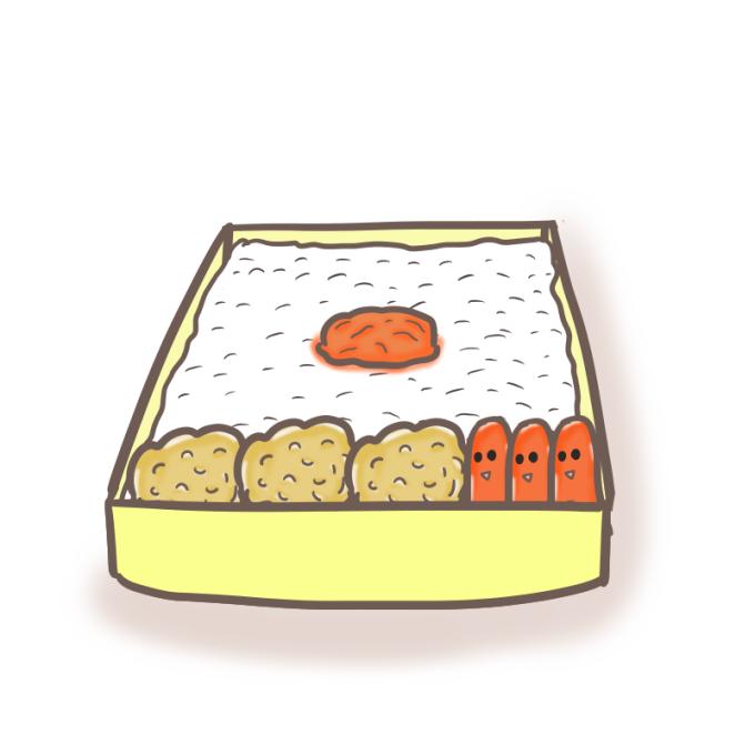 サラリーマン弁当