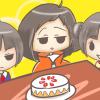 ケーキ五等分に分けられますか?そんな時の秘密兵器!クケットパーティースライスメーカー