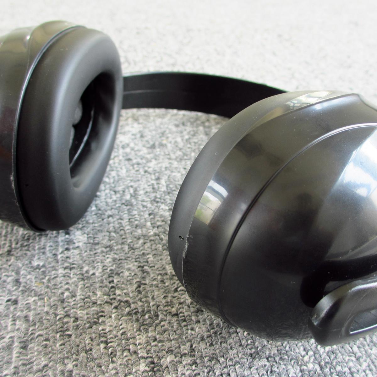 MOLDEX モルデックス イヤーマフ 6201 Z2 Earmuff NRR25-01